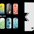 Nail Stencil  101-120