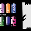Nail Stencil -121-140