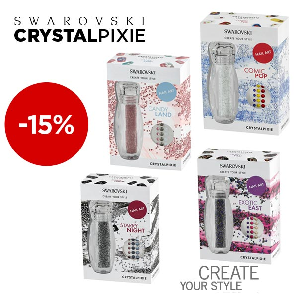 Crystal Pixie Προσφορές