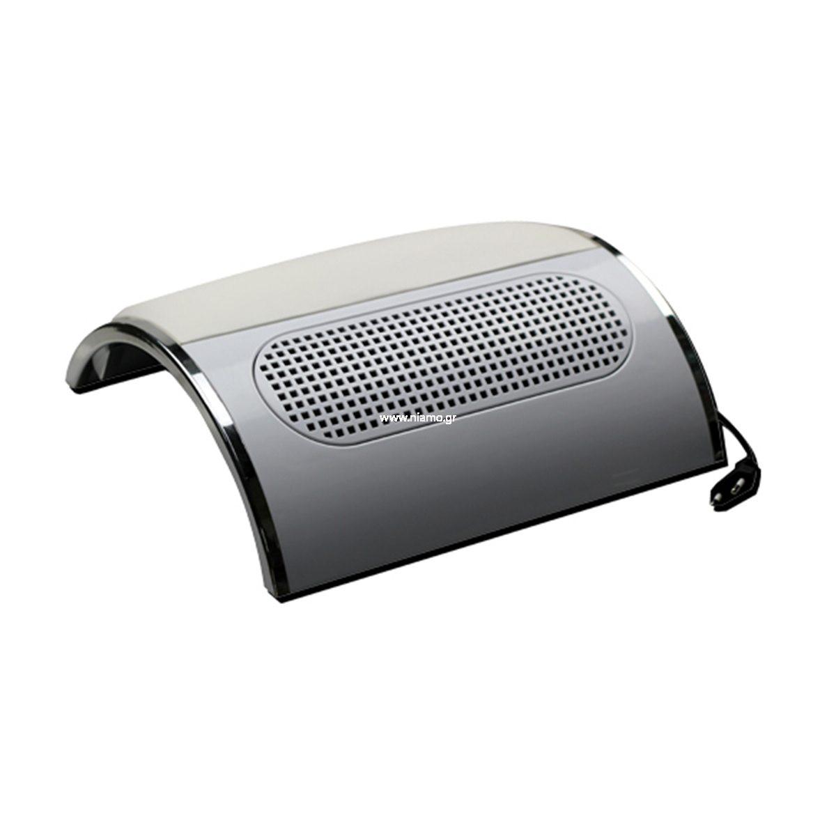Απορροφητήρας Σκόνης Νυχιών Τριπλός 40Watt