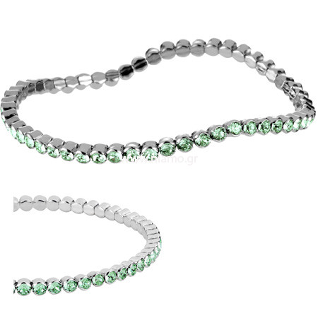 Stretch Bracelet Chrysolite