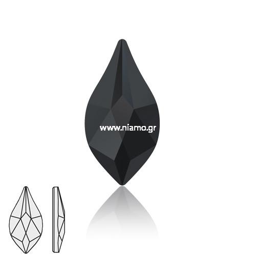 Swarovski Strass Crystal Jet 2205 7.5mm