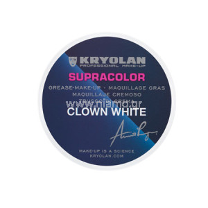 SUPRACOLOR CLOWN WHITE 30 G