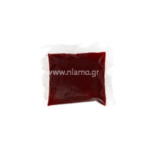 BLOOD SACHETS 4X4 CM