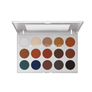 EYE SHADOW PALETTE 15 ΧΡΩΜΑΤΑ
