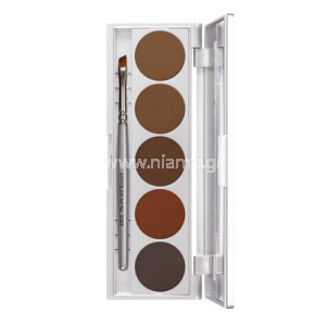 EYEBROW POWDER PALETTE 5 ΧΡΩΜΑΤΑ