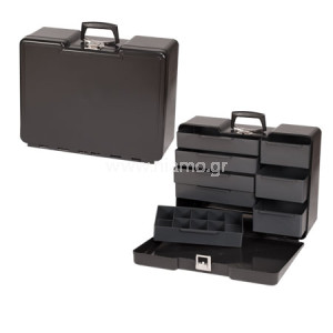 PLASTIC MAKE-UP CASE LARGE