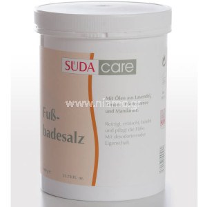 Suda Care Foot Bath Salt 2500gr
