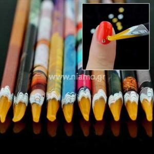 Μολύβι για Swarovski Strass yellow
