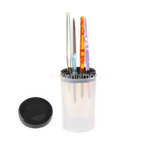 Δοχείο Καθαρισμού Πινέλων Brush Cleaning Jar