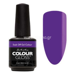Artistic Colour Summer 2016 Pin Up Purple