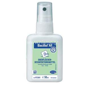 Bacillol ® AF  50ml Αλκοολούχο απολυμαντικό επιφανειών ταχείας δράσης