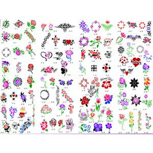 Σχέδια tattoo Σώματος BOOK 10