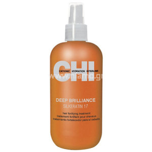 CHI Deep Brilliance Silkeratin 17 Treatment 355ml