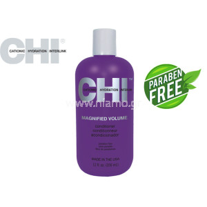 Chi Magnified Volume Conditioner 350ml Ενυδατική Κρέμα