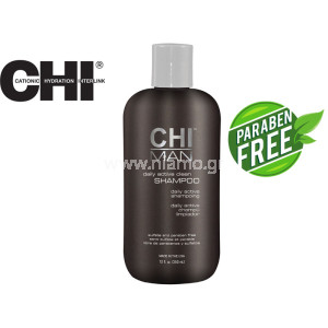 Chi Man Daily Active Clean Shampoo 350ml