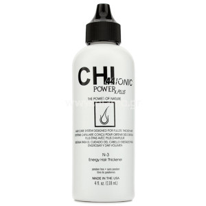 CHI Power Plus N-3 Energy Hair Thickener 118ml