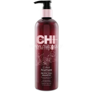 Chi Rosehip Oil Protecting Shampoo 340ml