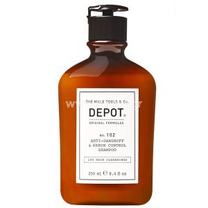 Depot Anti-Dandruff & Sebum Control Shampoo