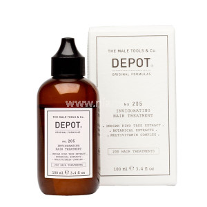 Depot Invigorating Hair Treatment