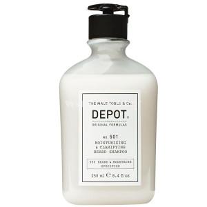 Depot Moisturizing & Clarifying Beard Shampoo