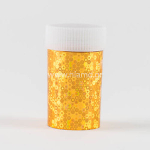 Foil Gold Sequin