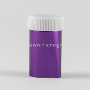Foil Purple Velvet
