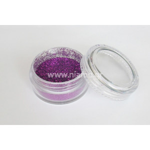 Glitter Powder Purple 10ml