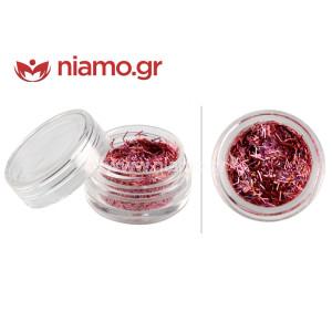 Nail Art Διακοσμητικά Νυχιών Fletter Παλιό Ροζ