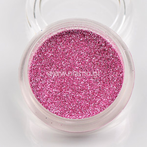 Glitter Powder Baby Pink 10ml