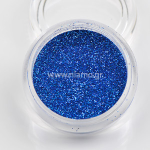 Glitter Powder Blue 10ml