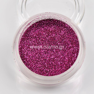 Glitter Powder Dark Fuchsia 10ml