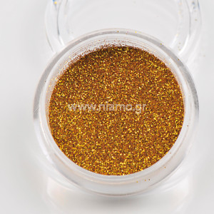 Glitter Powder Golden 10ml