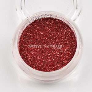 Glitter Powder Red 10ml