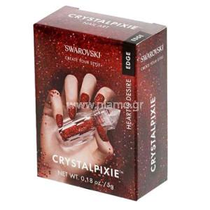 Swarovski Crystalpixie Edge Heart's Desire