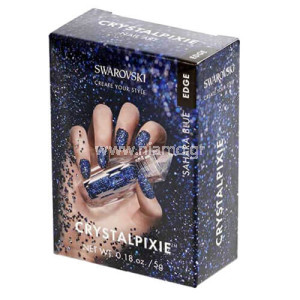 Swarovski Crystalpixie Edge Sahara Blue
