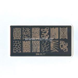 Stamping Plate BM-XL17