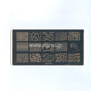 Stamping Plate BNC004