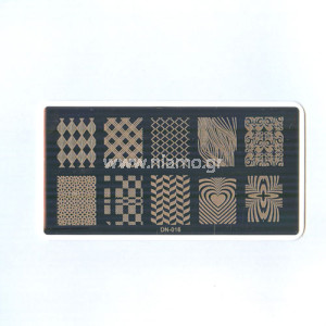 Stamping Plate DN016