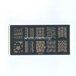 Stamping Plate DN024