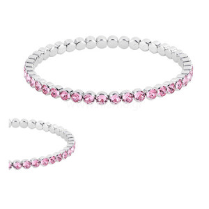 Stretch Bracelet Light Rose