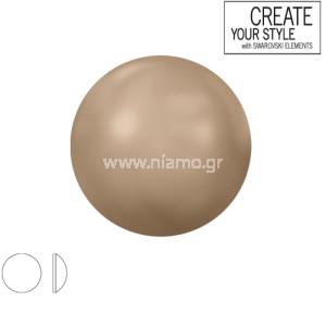 Swarovski Strass Crystal Bronze Pearl (295) Πέρλα