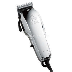 Wahl Classic Chrome Super Taper Corded Clipper