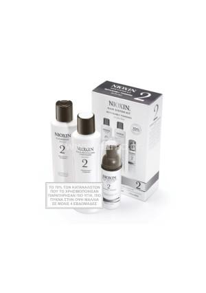Nioxin System 2 Hair System Kit