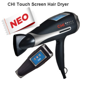 Chi Touch Screen Hair Dryer