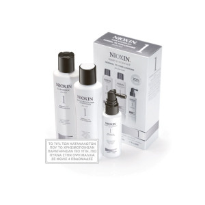 Nioxin System 1 Hair System Kit